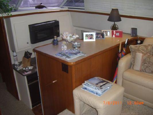 1997 carver 445 aft cabin motor yacht  16 1997 Carver 445 Aft Cabin Motor Yacht
