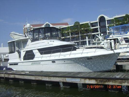 1997 carver 445 aft cabin motor yacht  2 1997 Carver 445 Aft Cabin Motor Yacht