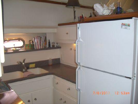 1997 carver 445 aft cabin motor yacht  28 1997 Carver 445 Aft Cabin Motor Yacht