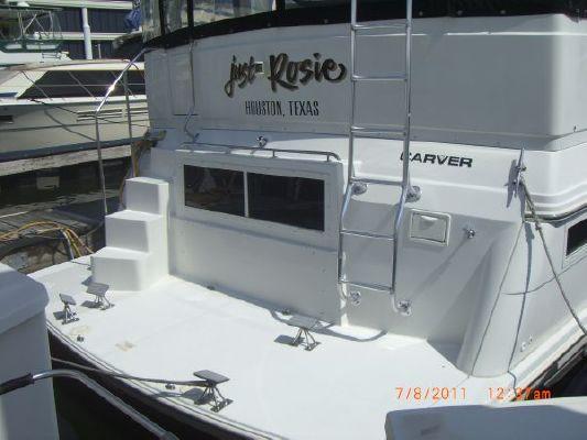 1997 carver 445 aft cabin motor yacht  3 1997 Carver 445 Aft Cabin Motor Yacht