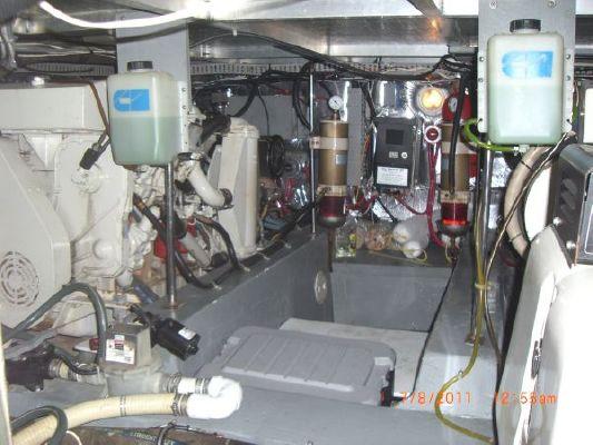 1997 carver 445 aft cabin motor yacht  34 1997 Carver 445 Aft Cabin Motor Yacht