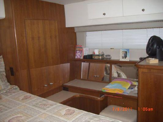 1997 carver 445 aft cabin motor yacht  38 1997 Carver 445 Aft Cabin Motor Yacht