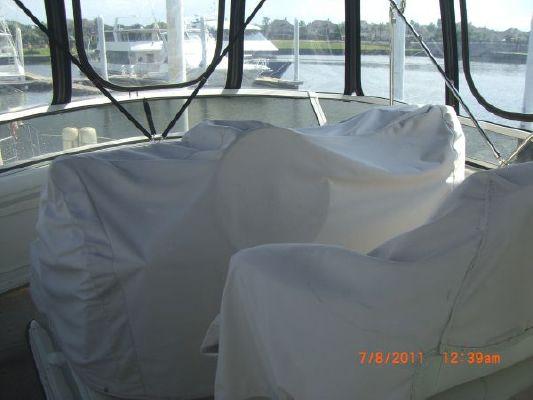 1997 carver 445 aft cabin motor yacht  5 1997 Carver 445 Aft Cabin Motor Yacht