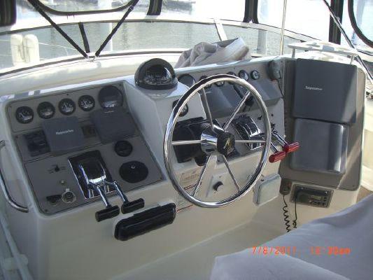 1997 carver 445 aft cabin motor yacht  6 1997 Carver 445 Aft Cabin Motor Yacht
