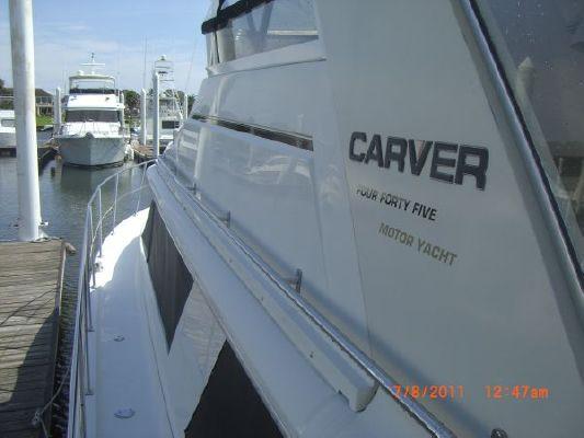 1997 carver 445 aft cabin motor yacht  7 1997 Carver 445 Aft Cabin Motor Yacht