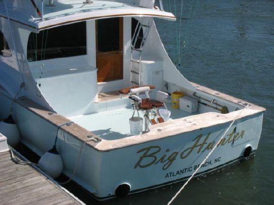 1997 custom carolina paul mann sport fish boats yachts for Sport fishing boats for sale
