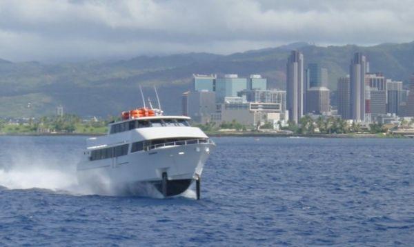 Custom Hi Speed Passenger Ferry (JSS) 1997 All Boats
