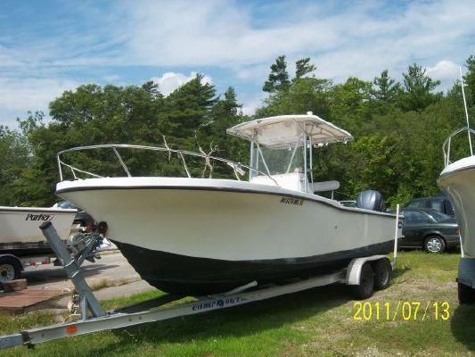 Dusky 256 CC / Cuddy ** Trailer / Updated Yamaha 4 1997 All Boats
