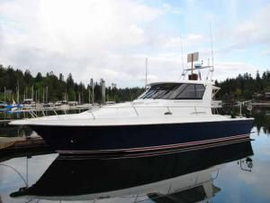 Eclipse 40 Sportfish Yacht 1997 Sportfishing Boats for Sale