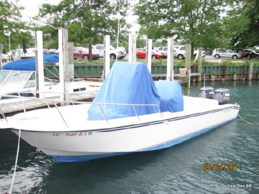 Edgewater 260 Center Console 1997 All Boats