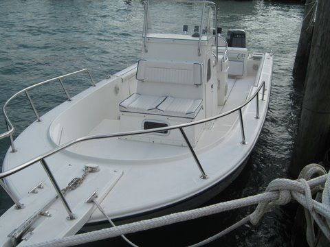 Edgewater Center Console (FMC) 1997 All Boats