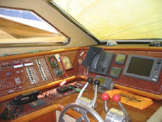 Ferretti 60 1997 All Boats