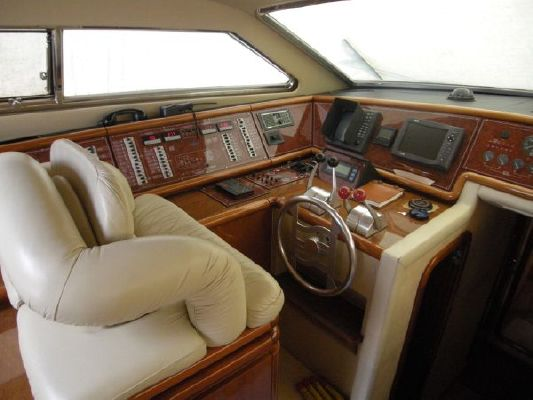 Ferretti 60 Flybridge 1997 Flybridge Boats for Sale