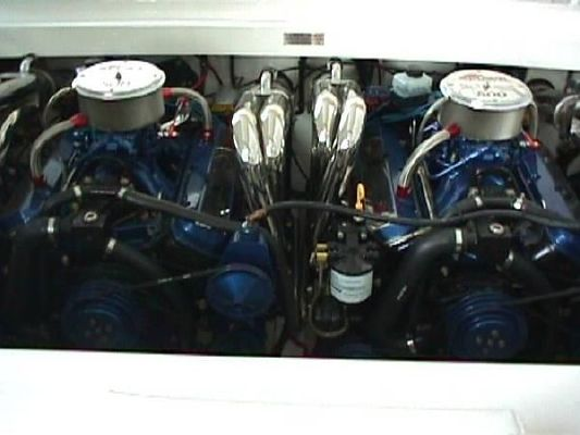 Fountain 38 Fever 1997 Fountain Boats for Sale