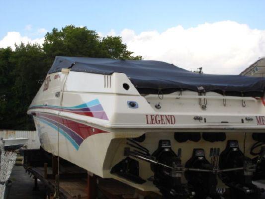 Fountain SC 1997 Fountain Boats for Sale