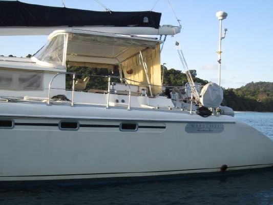 Fountaine Pajot Marquises 1997 Fountain Boats for Sale