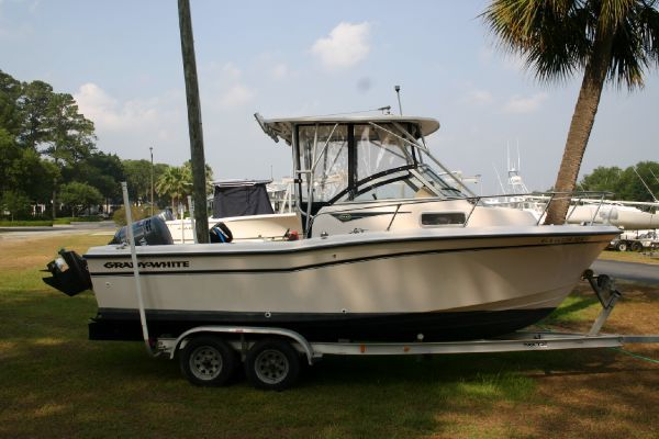 Grady White 208 Adventure 1997 Fishing Boats for Sale Grady White Boats for Sale
