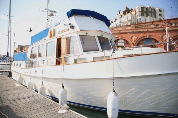 Boats for Sale & Yachts Grand Banks 49 Motor Yacht 1997 Grand Banks Yachts