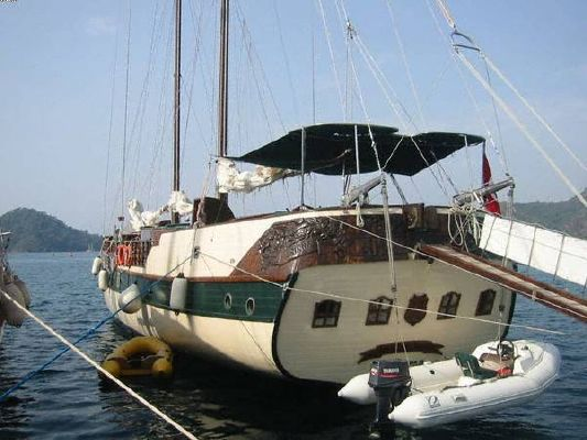 gulet Traditional Turkish Gulet 1997 Ketch Boats for Sale