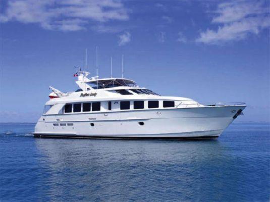 Hatteras Elite Series Wide Body 1997 Hatteras Boats for Sale
