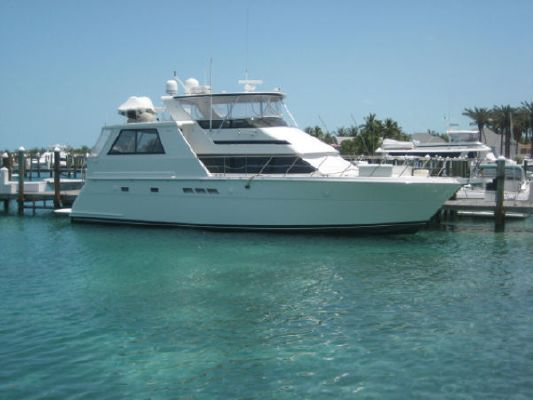 1997 hatteras sport deck motor yacht boats yachts for sale for Hatteras motor yacht for sale