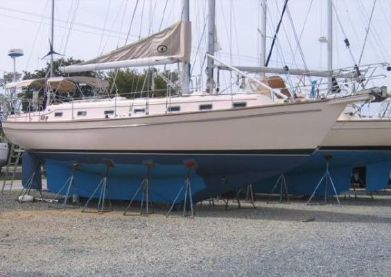 1997 Island Packet 45 Boats Yachts For Sale