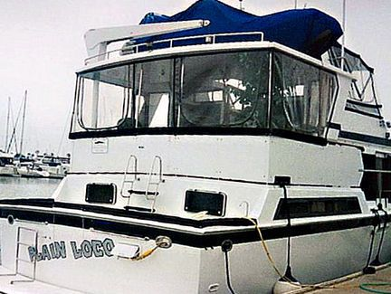 Lien Hwa Cockpit Motoryacht 1997 All Boats