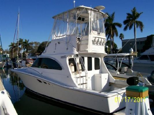 Luhrs Convertible, New Yanmars 1997 All Boats Convertible Boats
