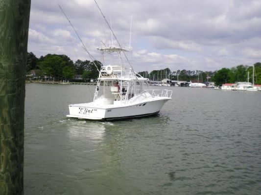 Luhrs Tournament 320 Open 1997 All Boats