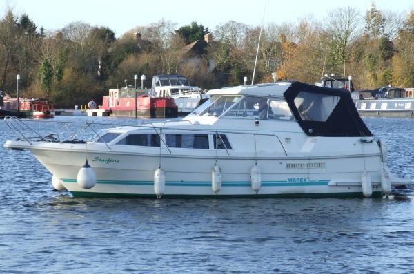 Marex 277 Consul 1997 All Boats