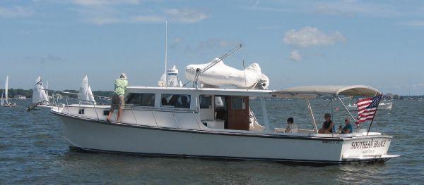 Markley Chesapeake Deadrise Yr.1997 Renewed Markley All Boats