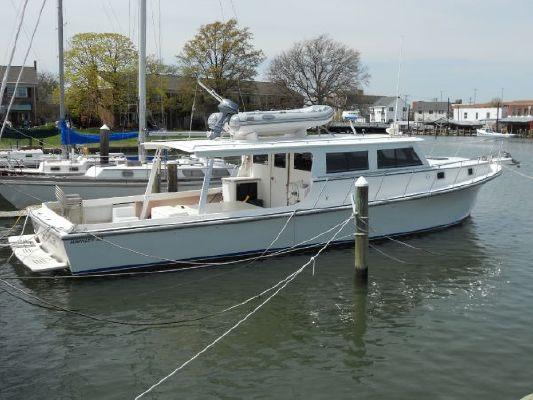 1997 Markley Chesapeake Deadrise - Boats Yachts for sale