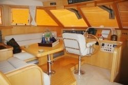 McKinna 48 PILOTHOUSE 450 CUMMINS 1997 Pilothouse Boats for Sale