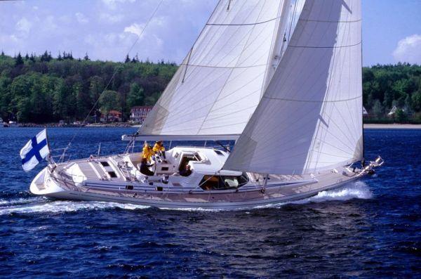 Nautor Swan 57 1997 Swan Boats for Sale