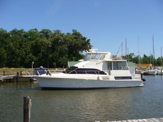 1997 ocean 48 cockpit motor yacht boats yachts for sale