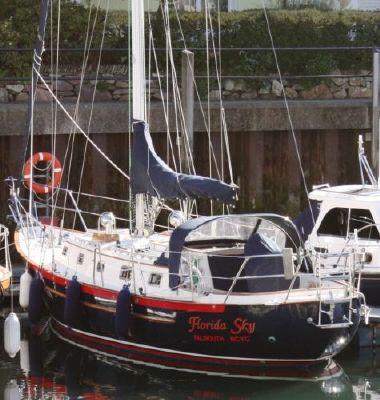 Pacific Seacraft Crealock 34 Voyagemaker Cutter 1997 Sailboats for Sale Seacraft Boats for Sale