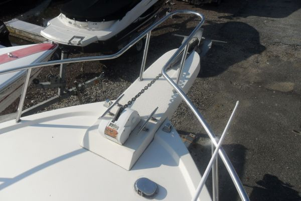 Parker 2520 With brand new MPI engine!!! 1997 Motor Boats