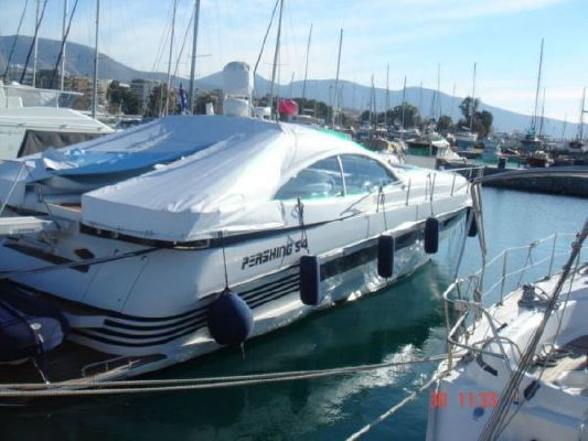 Pershing 54 Open 1997 All Boats
