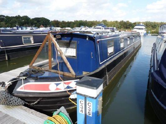 Pinder Narrowboat 60' Steel 1997 All Boats