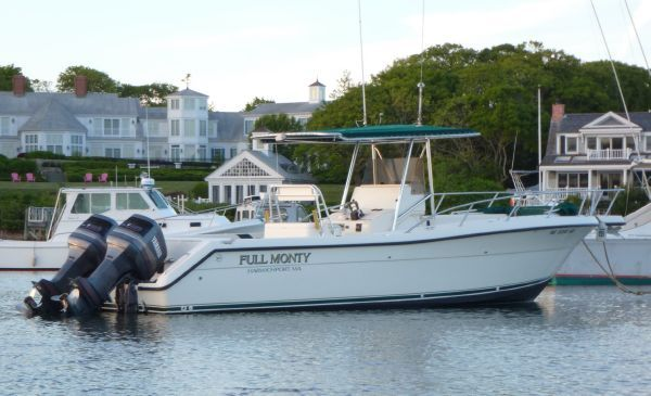 Pursuit 2870 CC Offers encouraged 1997 All Boats