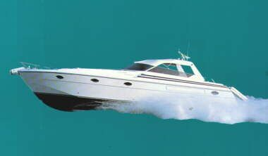Rizzardi 45 Day 1997 All Boats