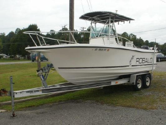 Robalo 2320 Center Console 1997 Robalo Boats for Sale
