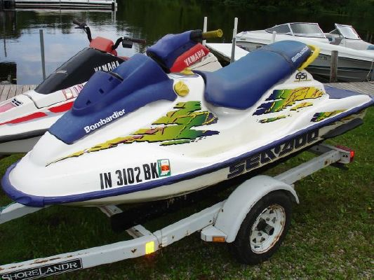 Sea Doo GSI 1997 All Boats