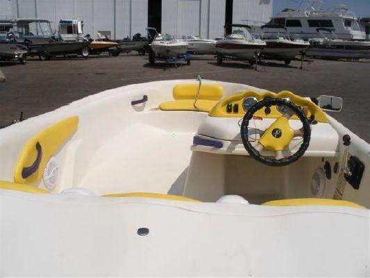 Sea Raider F16 XR 1997 All Boats