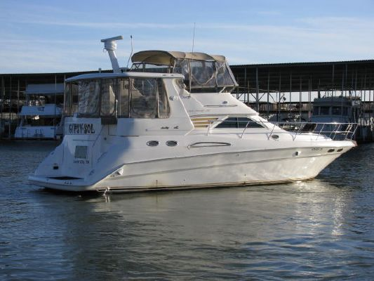 Sea Ray 420 Aft Cabin Motor Yacht 1997 Aft Cabin Sea Ray Boats for Sale
