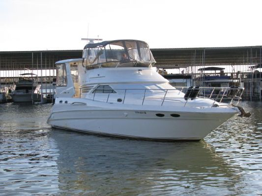 1997 sea ray 420 aft cabin motor yacht boats yachts for sale for Sea ray motor yacht for sale