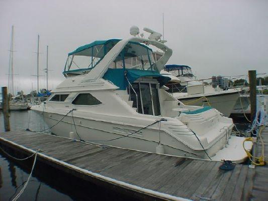 Sea Ray 44 Express Bridge 1997 Sea Ray Boats for Sale