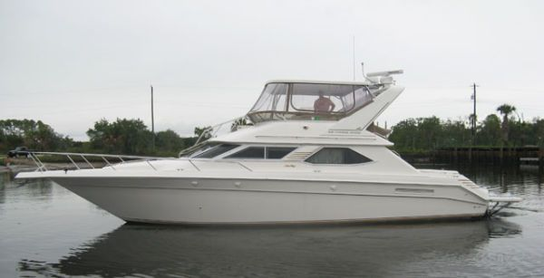 Sea Ray *44 Express Bridge* NEWER ENGINES 1997 Sea Ray Boats for Sale