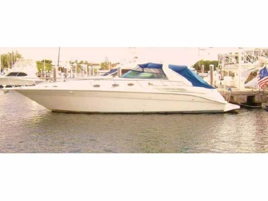 Sea Ray 450 Sundancer / 411 Hours! 1997 Sea Ray Boats for Sale