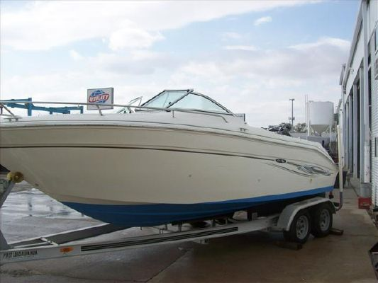 1997 sea ray fishing laguna 21 open bow dc boats yachts for Sea ray fish